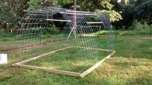 Hoop House Part One